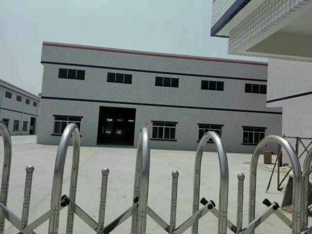 大岭山新出独门独院厂房5680平米,宿舍2000平米,急出租