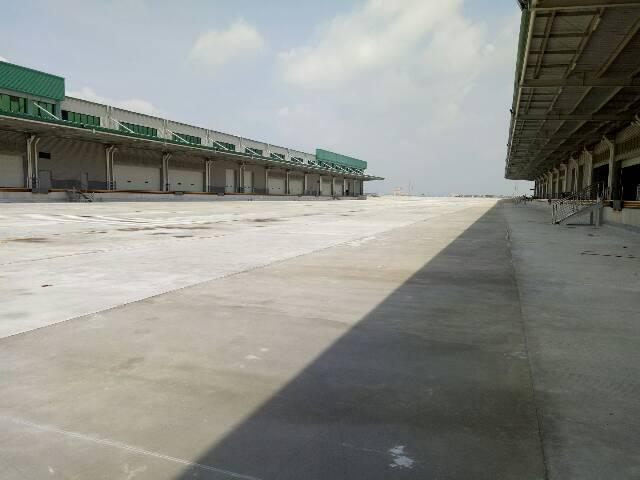 洪梅沿江高速出口全新物流厂房仓库出租-图9