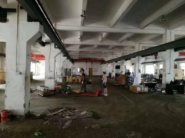 黄江靠深圳带五部行车独院厂房8000平米火爆招租-图5