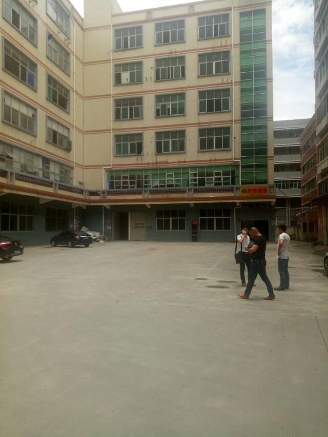 平湖机菏清平高速出口一二楼800平带装修厂房招租