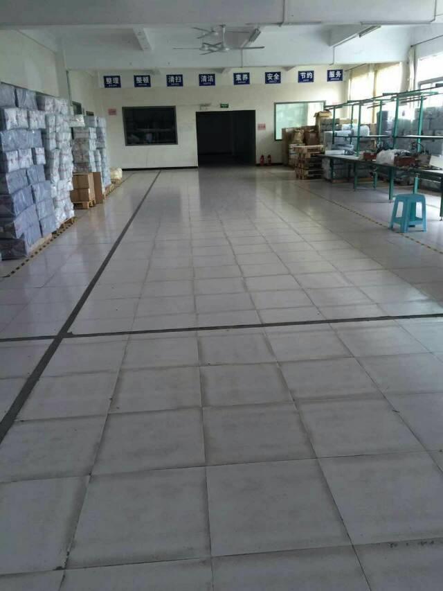 常平镇原房东厂房7000平方带水电办公室装修