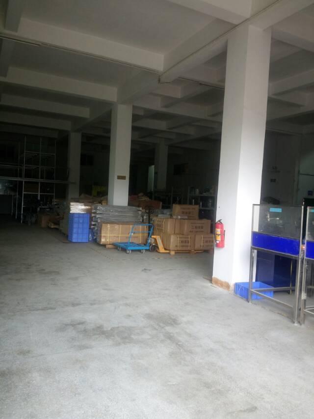莲湖工业园区1楼砖墙+钢构 650m实际面积无公摊