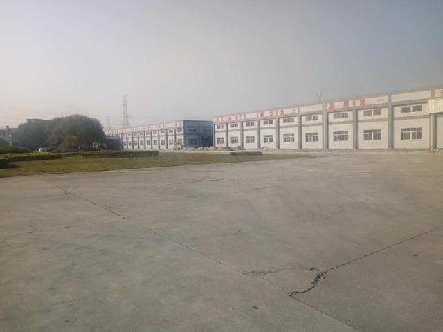 黄江镇靠深圳公明新出独门独院花园式物流园