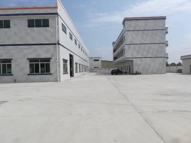 博罗县园洲镇滴水9米全新钢构