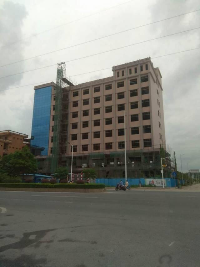 新建楼房1-9层可做商业