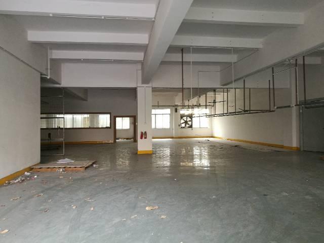 虎门镇北栅高速出口处700方一楼厂房出租