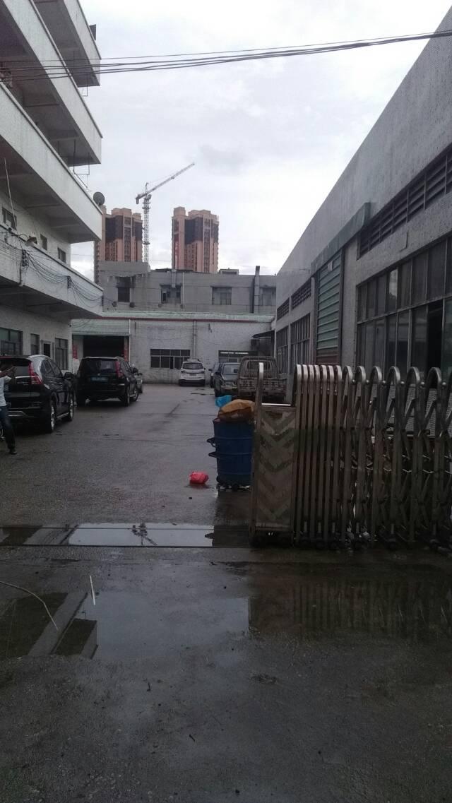 黄江靠公明附近砖墙到底钢构