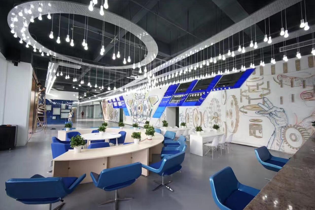 古戍地铁口高新科技园1600平方米厂房出租