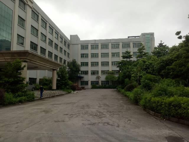 东莞市惠州市新出原房东花园式标准厂房1-5层出租