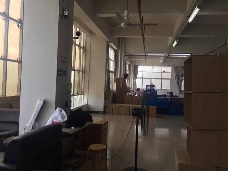 虎门镇龙眼村实业客转租精装办公室四楼1600平方