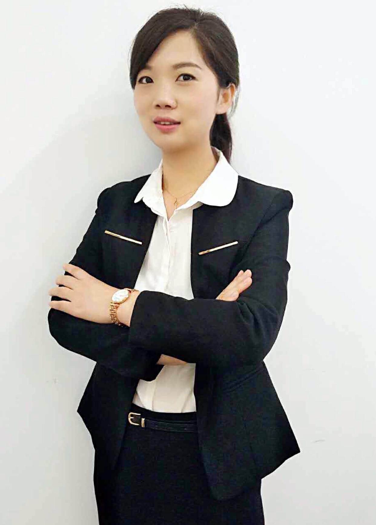 厂房经纪人王小莉