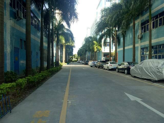 坪山大工业区楼上精装修1500平米,出租
