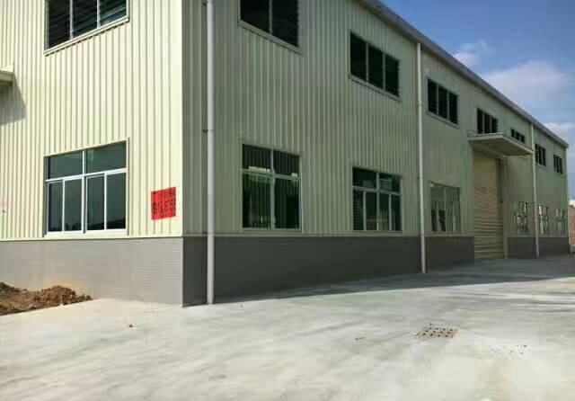 东莞大朗新出全新钢构单一层独院2栋,1栋300