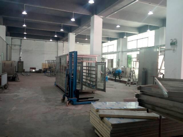 福永和平一楼1400平米厂房出租