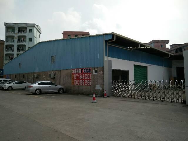 黄江镇宝山工业区独院钢构厂房出租