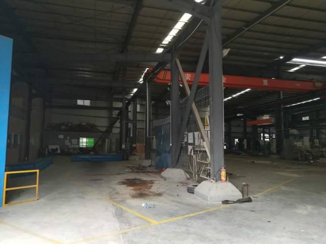 黄江镇大冚村新出带现成10吨刚才钢构2000平米火爆招租