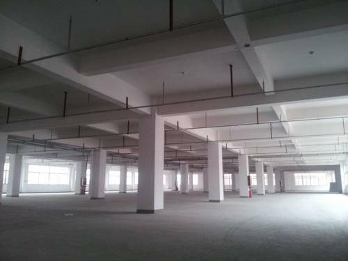 高埗镇工业区分租标准厂房2楼4200平带电梯