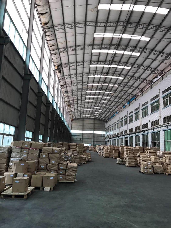 寮步镇西溪村15米高2200平钢结构厂房