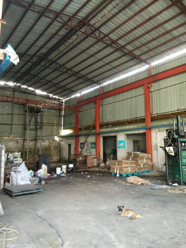 龙岗同乐带行车厂房垃圾废铁打包处理场520平,8图片