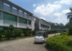 虎门镇怀德有自用厂房2楼750平方,有办公室装修
