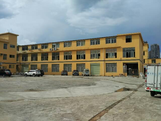 横岗龙岗大道1楼500平厂房可做生产仓库