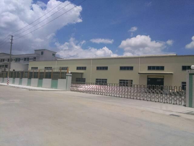 横沥新出独院单一层钢构铁皮房5000平方米招租