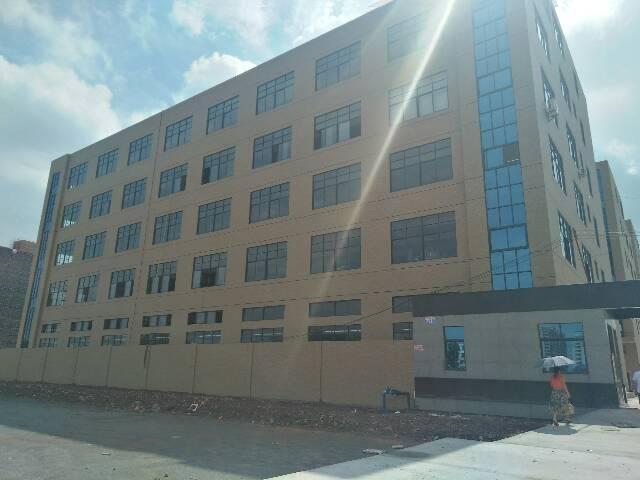 大朗全新标准厂房分租三四五楼
