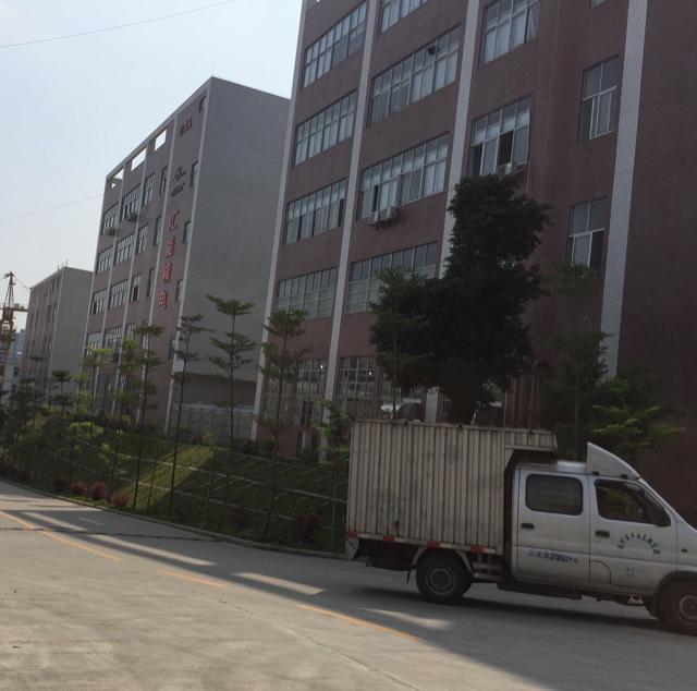 石岩应人石高薪科技园整层2500平米红本厂房出租