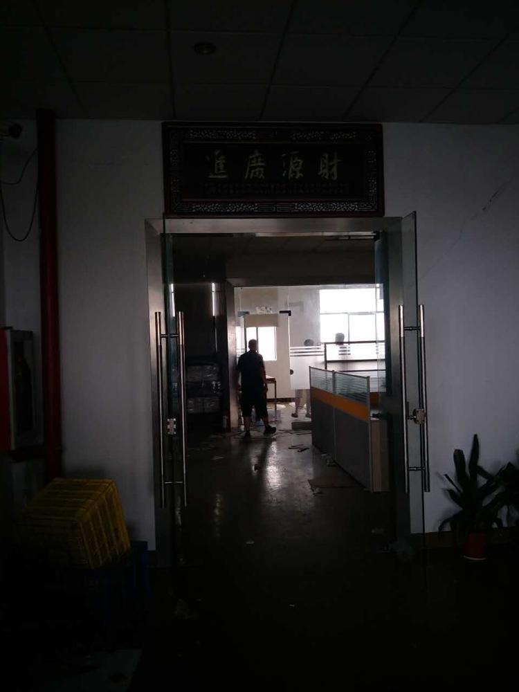 公明南光高速出口楼上2200平方带豪华装修厂房出租-图5