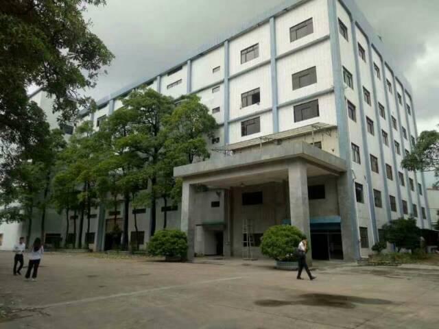 茶山上元新岀标准厂房四楼总面积13500平方火爆招租