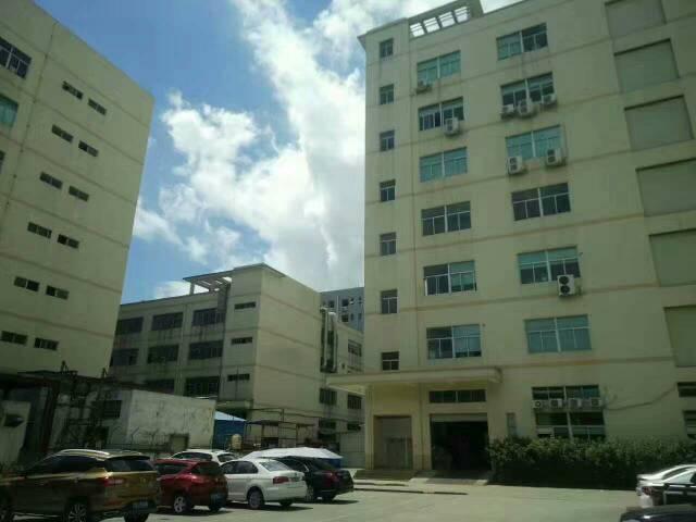 福永镇和平德金工业区二楼1200平带精装修厂房招租