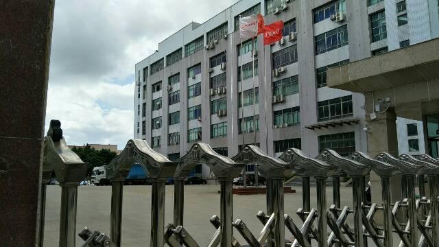 松岗龙大高速出口新出一楼厂房1200平带牛角