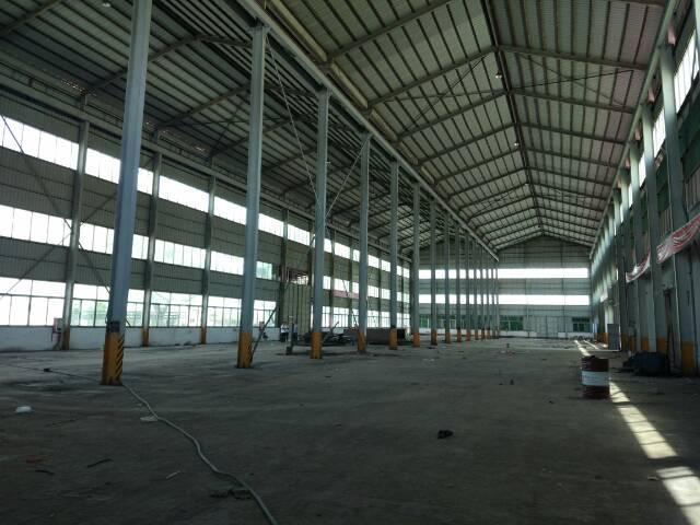 光明新区大新出12.5米高独院钢构4300平方
