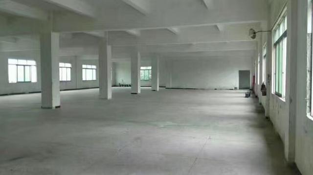 塘厦科苑城1500平方一楼厂房