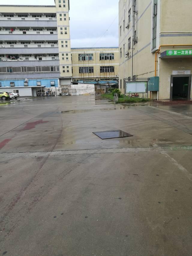 沙井和一沿江高速工业园二楼整层2000仓库招租