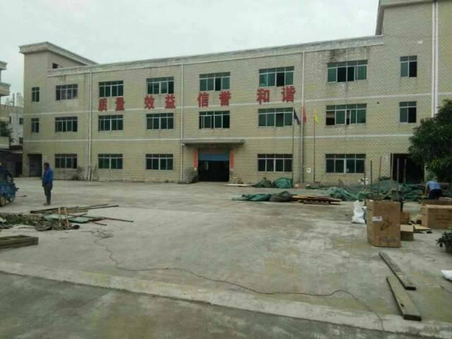 横岗228工业区新出4楼标准厂房400平