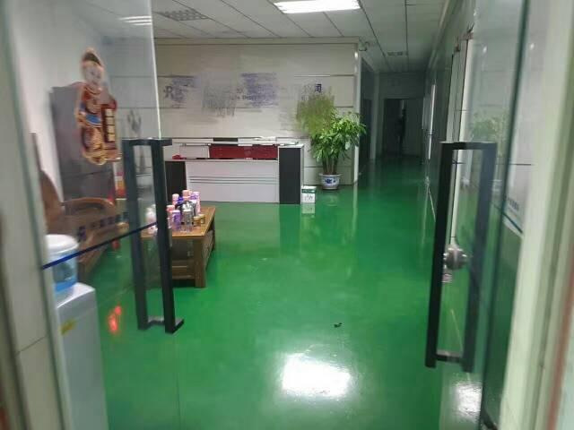 西乡固戍地铁站附近新出600平方带装修厂房出租