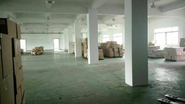 黄江靠塘厦厂房招租,空地大,有宿舍形象好看。