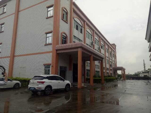 虎门镇沿江高速口新出厂房6700平方,独门独院,原房东出租!