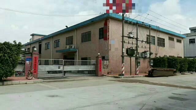 松岗地铁口独院厂房二层3000平米出租