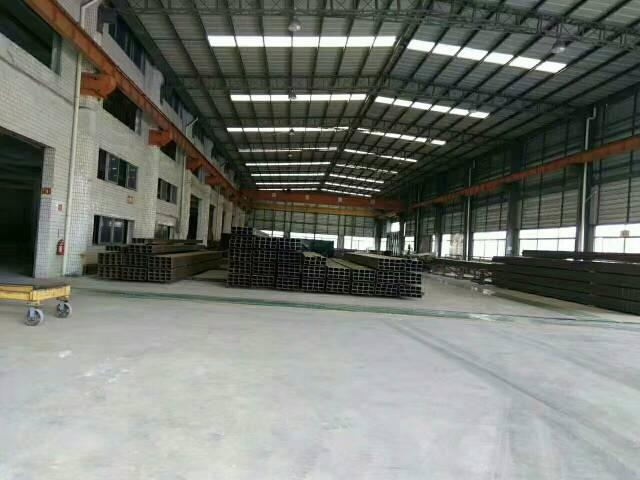 平湖13000平米钢构厂房出租