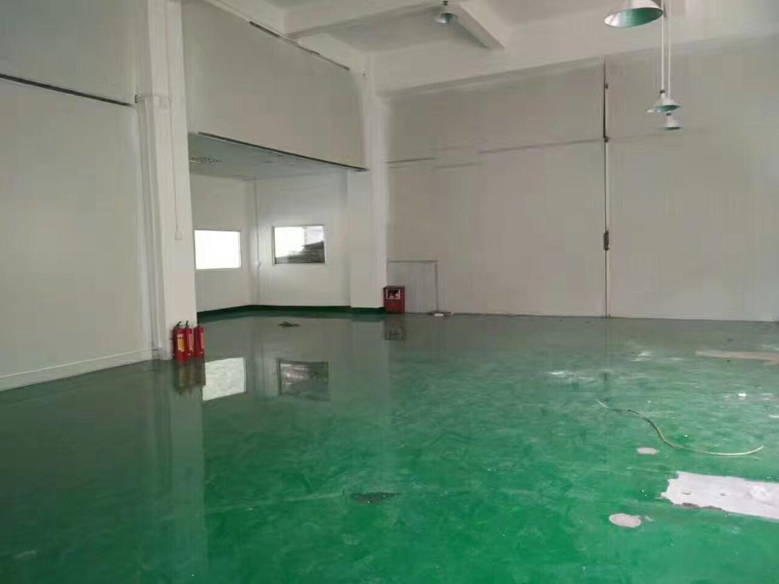 花园式独院标准一楼厂房,带现成办公室,高度5.5米