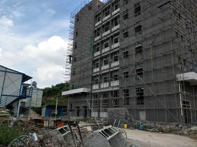 黄江镇旧村新出独院标准厂房15000平米出租