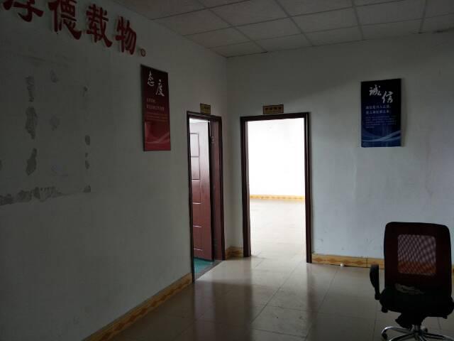 黄江镇原房东独院厂房分租楼上一层1300平方招租,面积无公摊