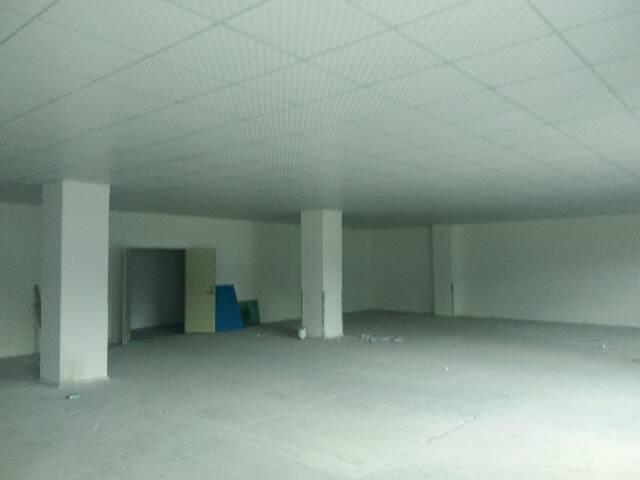 可做食品厂房有红本和环保批文600平米出租