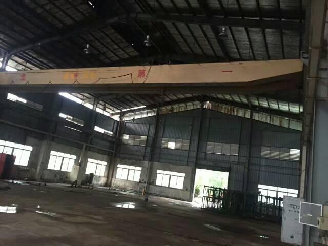 平湖世纪工业区1600平米钢构厂房招租