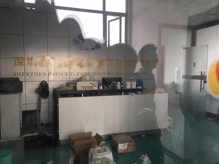 公明南光高速出口3楼600平方带装修厂房出租-图5