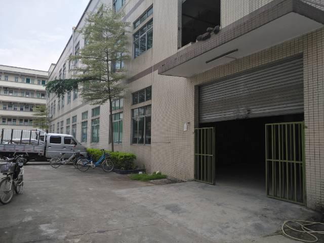 横沥镇新出租客分租500平方一楼标准厂房