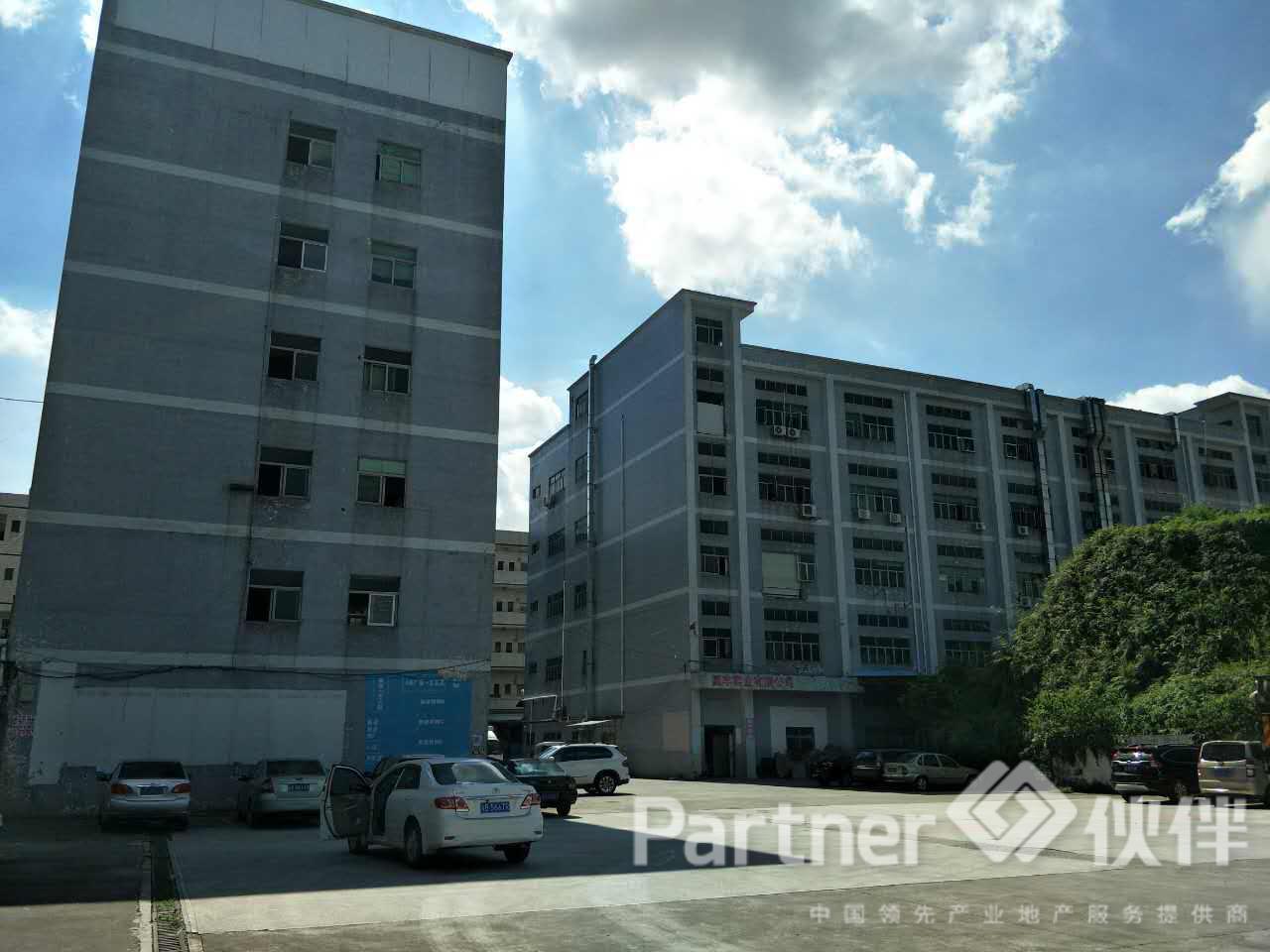 塘厦镇建筑 10380 ㎡村委合同厂房出售