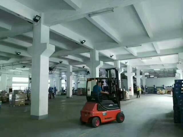 松岗龙大高速出口新出一楼厂房1200平带牛角-图2